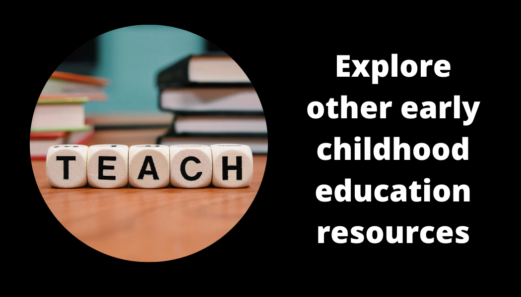 Early Educator Resources